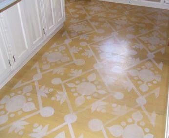 Gramercy Park Kitchen Floor