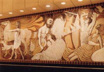 Ulysses Mural