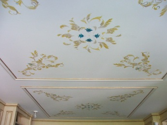 Ceiling at Vendome, NYC