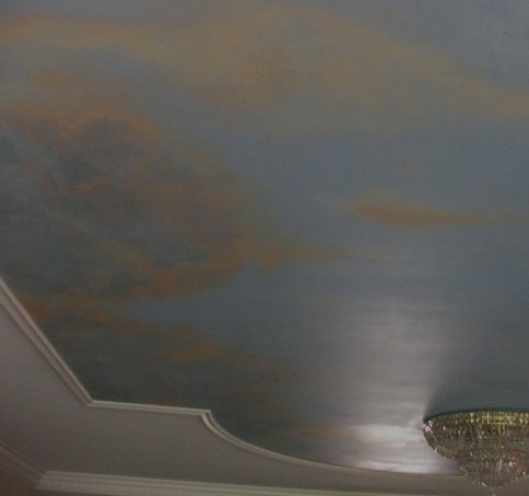 Old Master Sky at Vendome Apts.