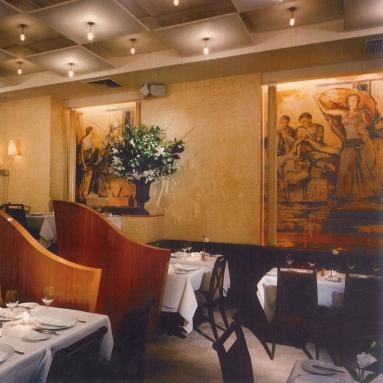 Restaurant, NYC