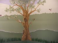 Tree Tribeca Twins Room
