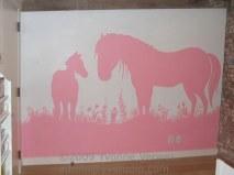 Girl's Room - Horses