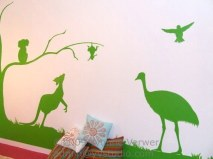 Children's Room - Australian Animals