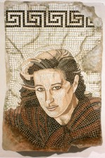 Faux Mosaics - Donna Karan at Bloomingdale's NYC