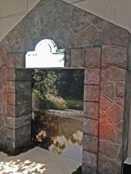 Aberlour entrance gate