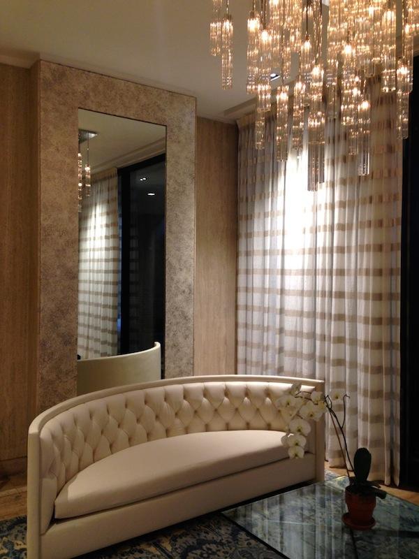 W 58 St. Lobby Mirror