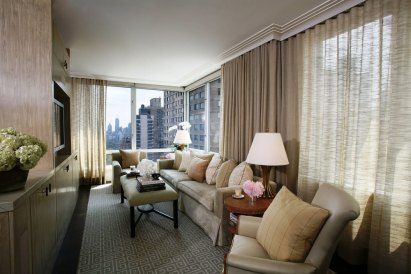 Columbus Circle Apartment
