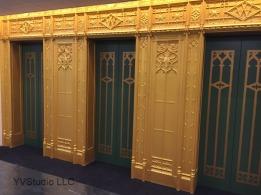 Woolworth Building elevator doors
